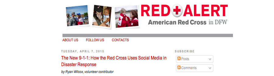 Red Cross DFW