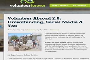 Volunteer Forever
